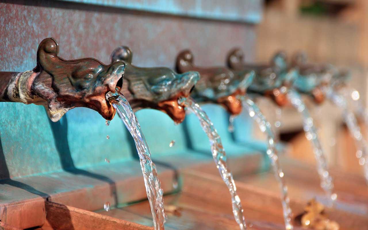 Bad Salzuflen – Brunnen