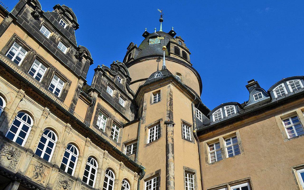 Schloss Detmold